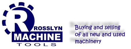 Rosslyn Machine Tools M A C Machines And Equipment
